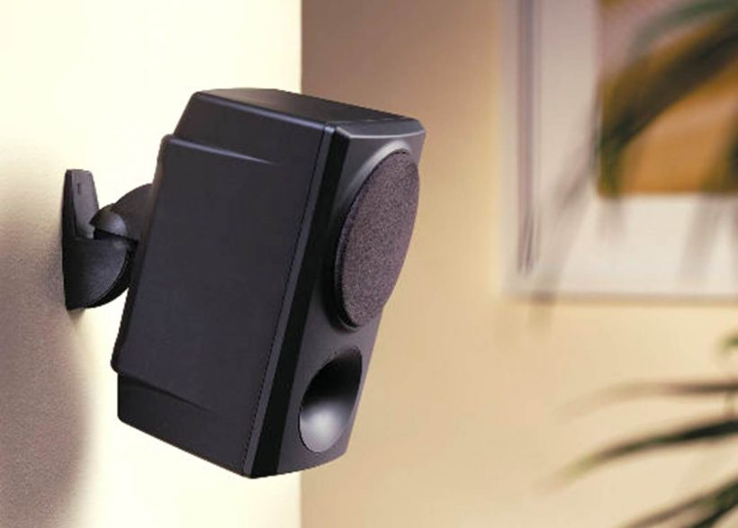 Point the Speakers Downwards