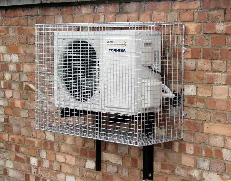 Protecting Outdoor Condenser Units