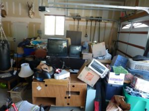 House Filled with Junk