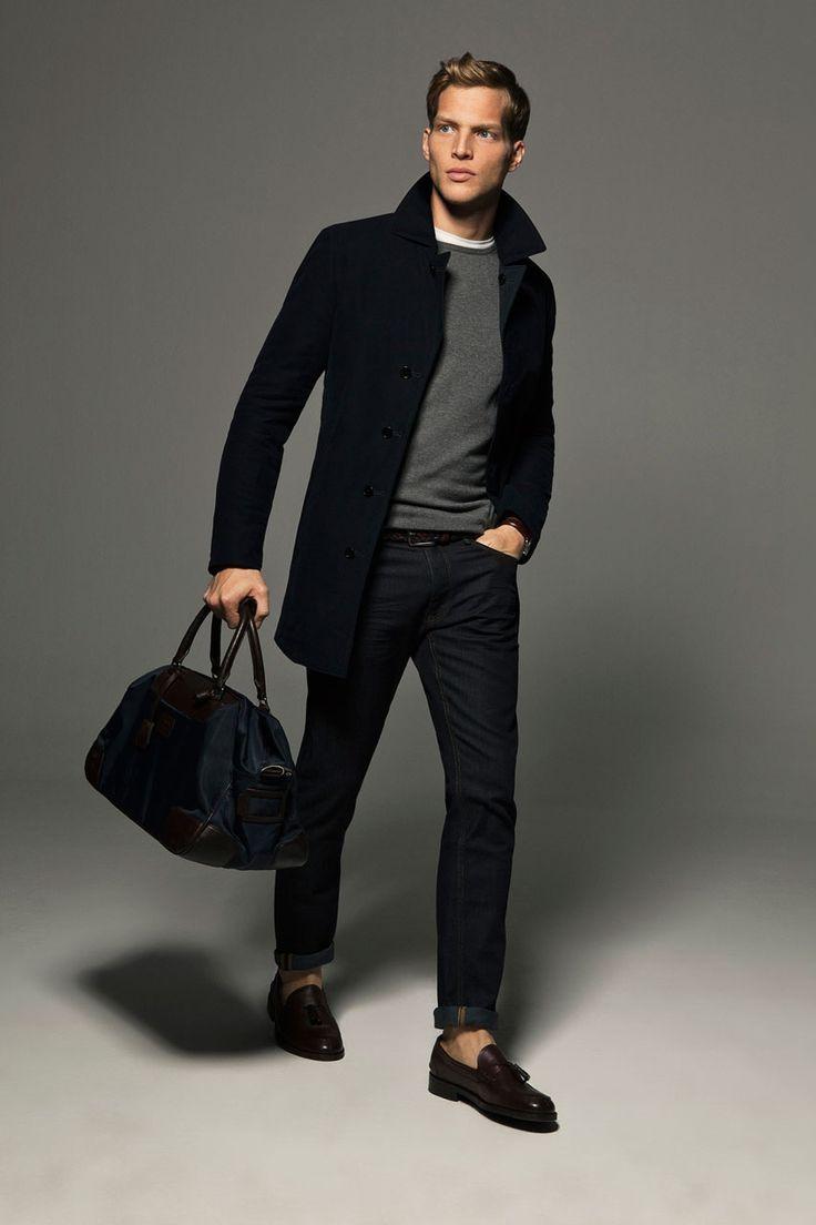 Make him travel more stylishly