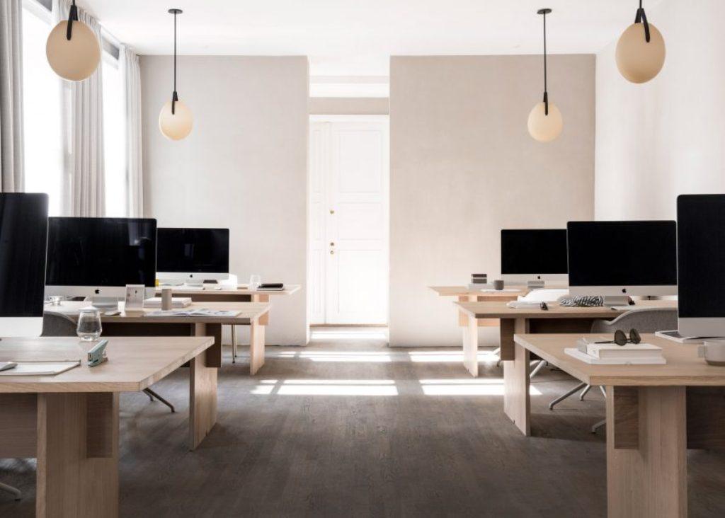 Be minimalist with decor