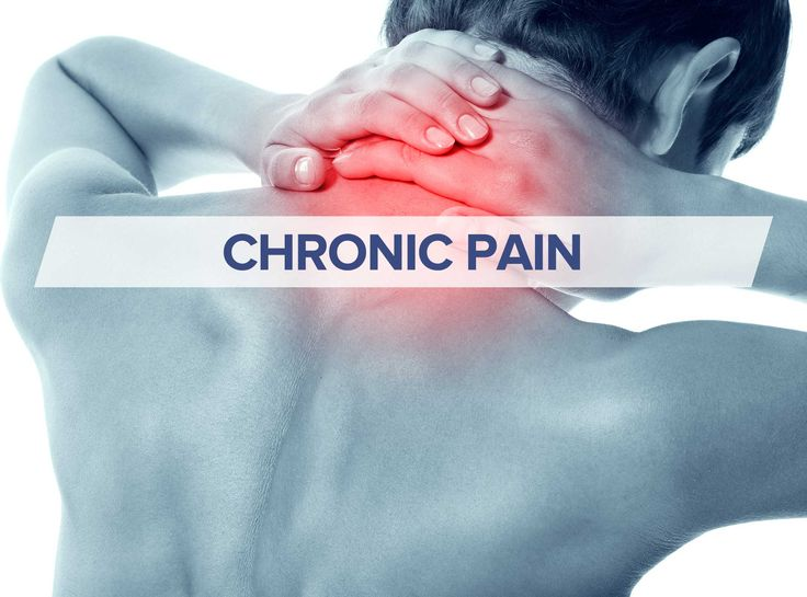 Lowering Chronic Pain