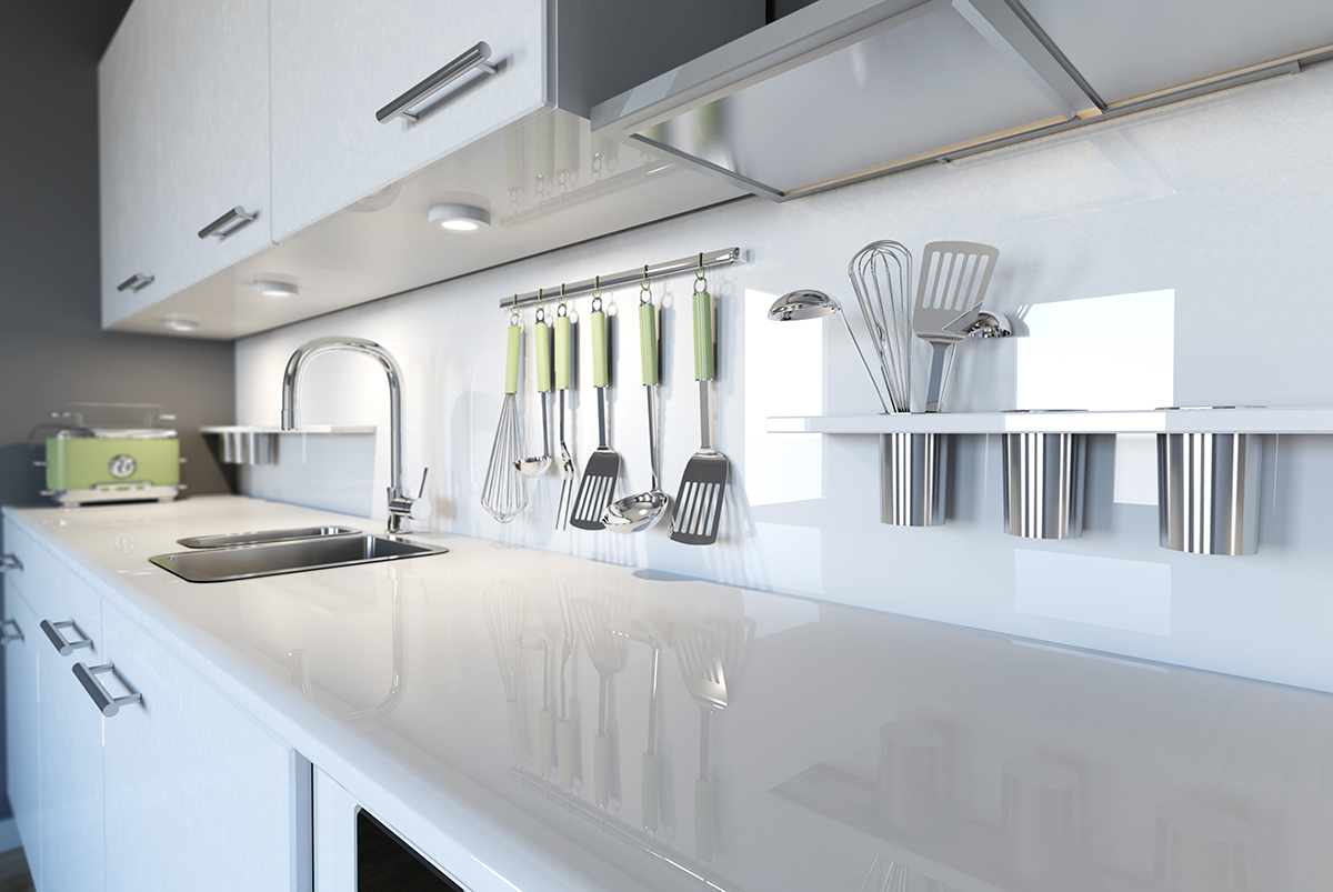 Maintain A Clean Kitchen
