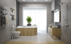 Turn Your Bathroom into a Personal Spa