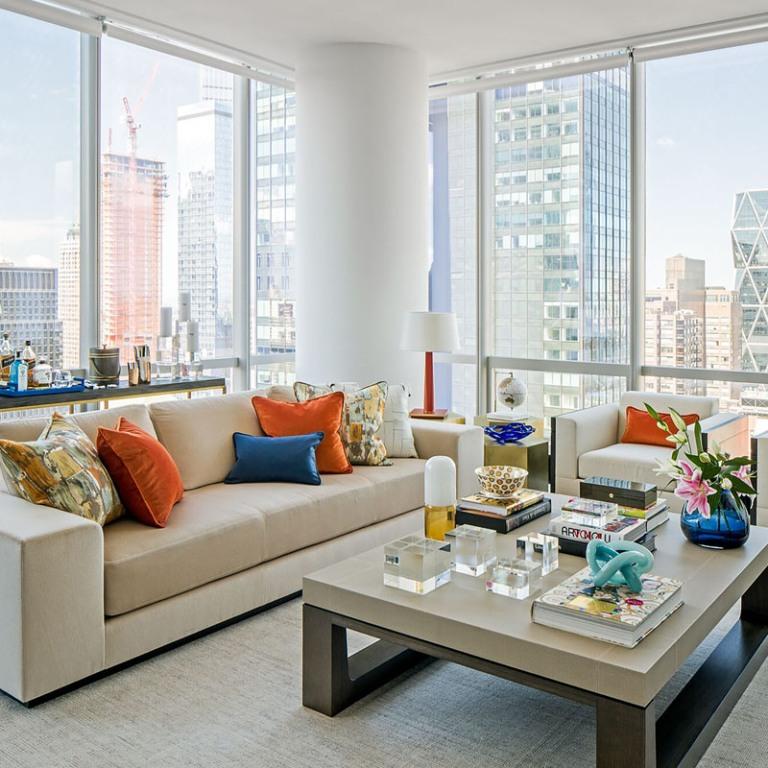Residential Interior Designing Trends 2019