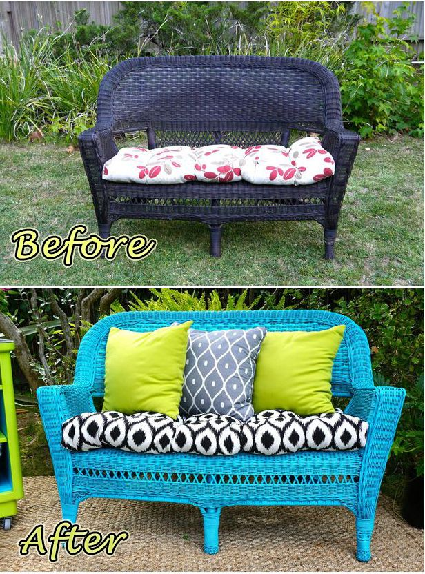Upgrade some old furniture