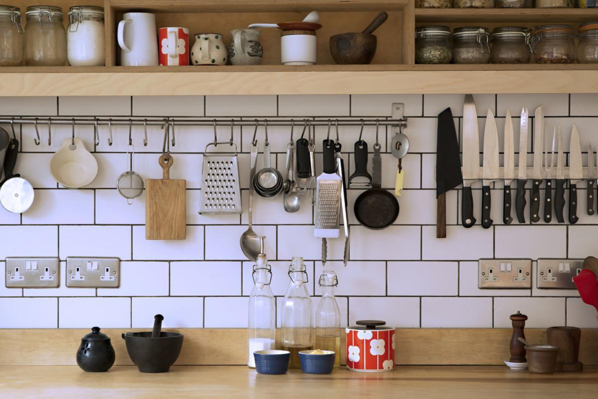 A More Organized Kitchen