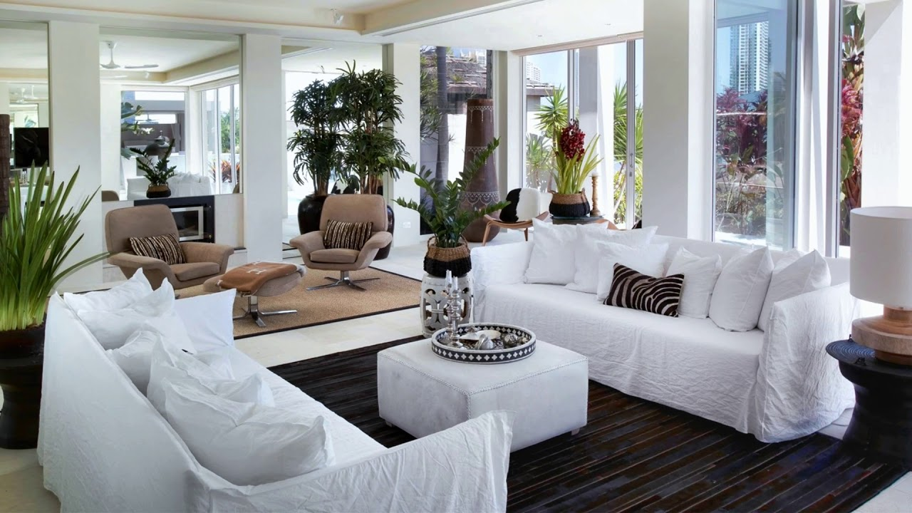 Consider Furniture Placement in the Living Room
