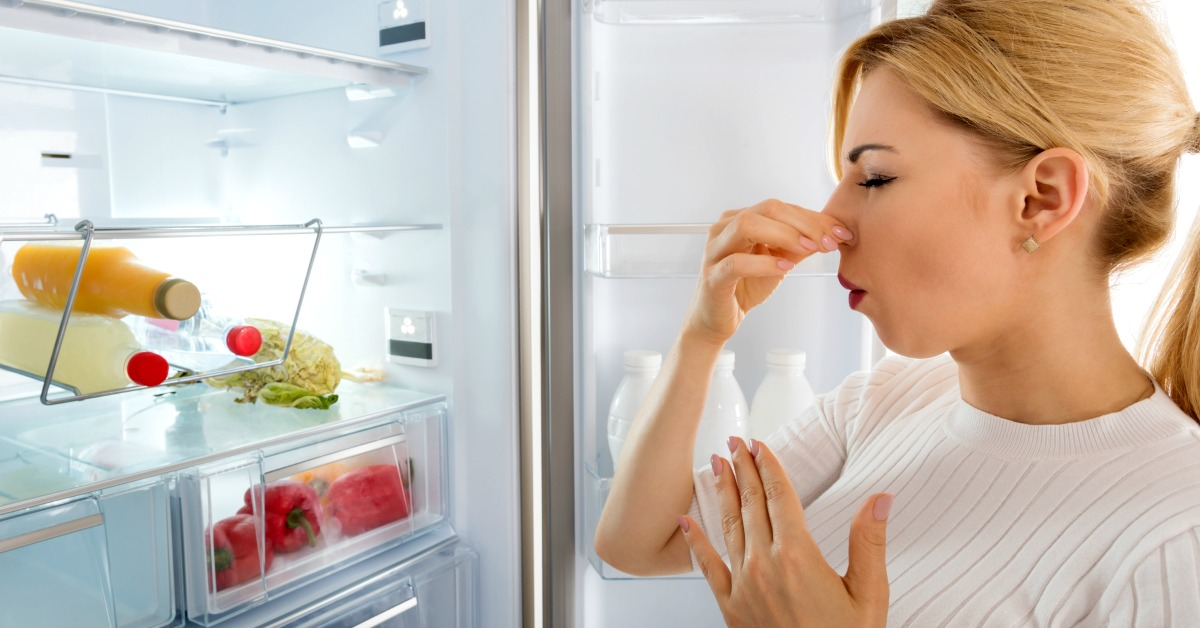 Get rid of the foul smell in the kitchen