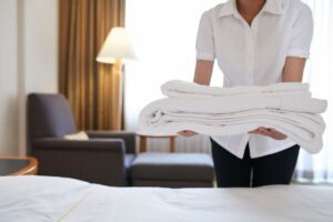 Clean Better With These Professional Tips from Hotel Housekeepers