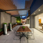 How to Easily Transition Interior Design to Your Yard