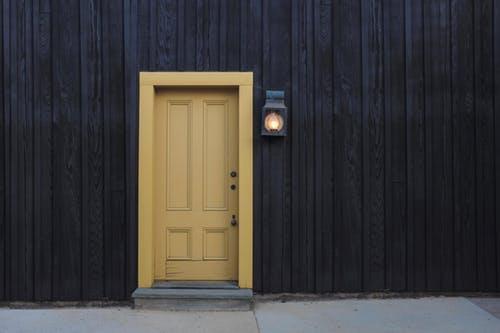 The Material of the Door