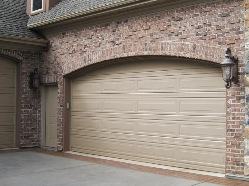 Up and Over Canopy Garage Doors