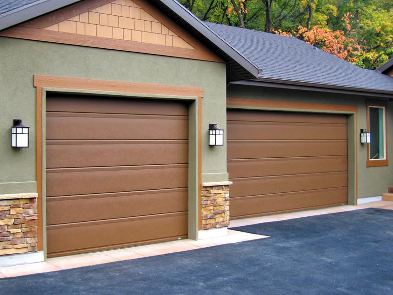 Up and Over Retractable Garage Doors