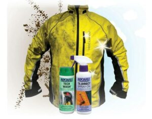 How to Wash Waterproof Jackets and Clothing