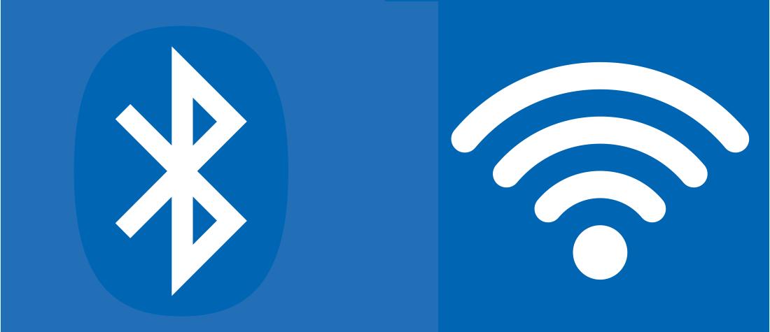 Wi-Fi and Bluetooth