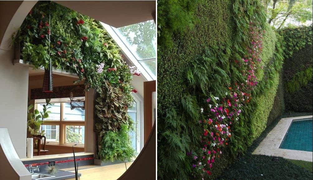 vertcle garden