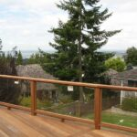Glass Railing Ideas: Designs to Make Your Balcony More Beautiful