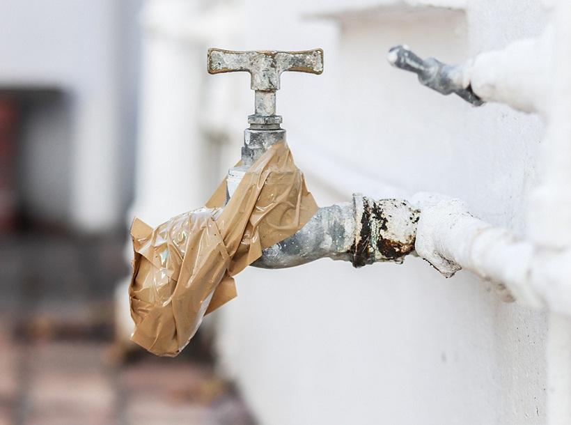 Irregular Water Pressure