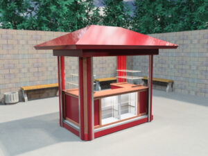 How to Start Outdoor Kiosk Business