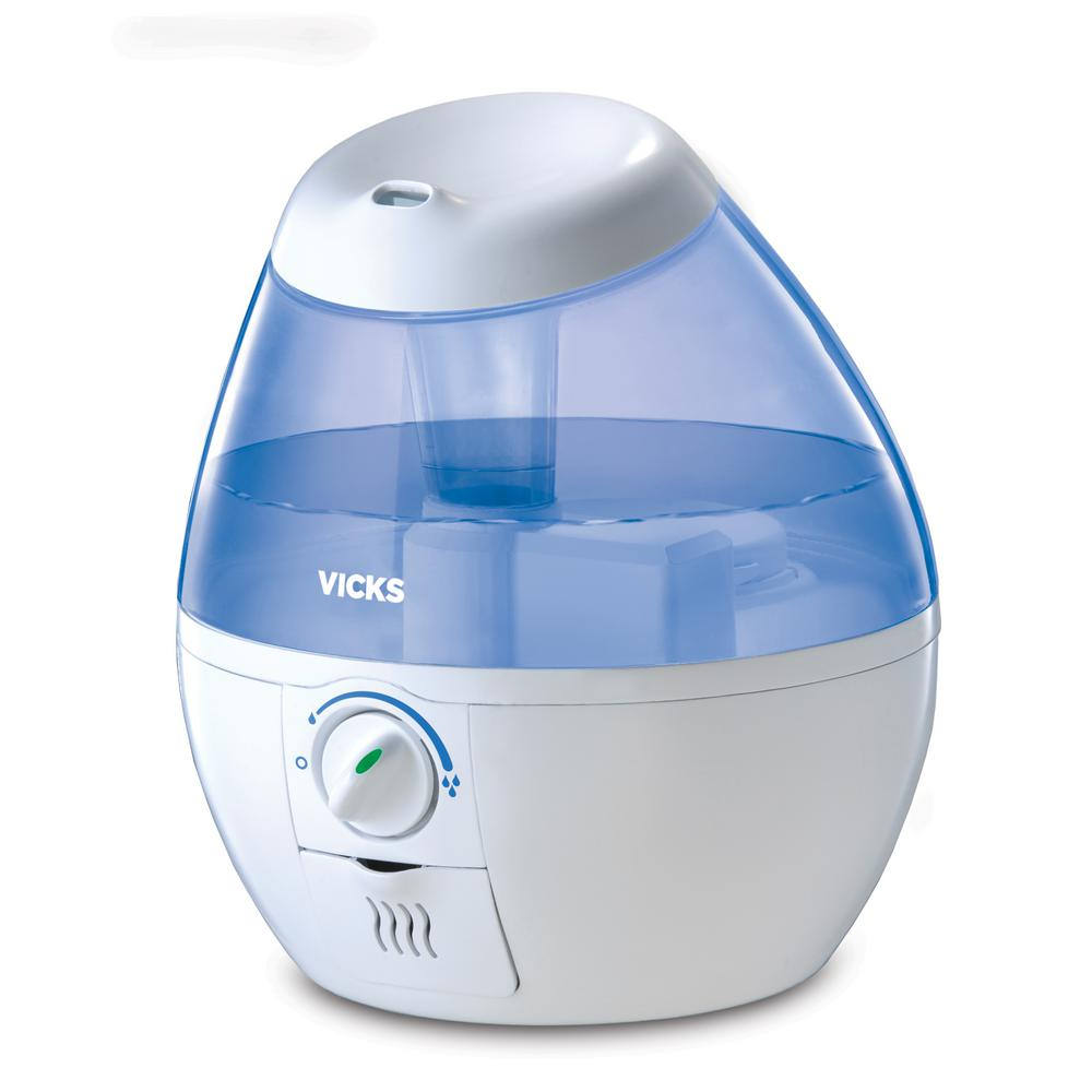 Vicks Filter-free Ultrasonic Cool Mist Humidifier
