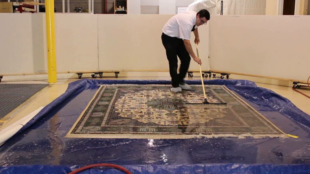 When Should You Professionally Deep Clean Your Area Rugs