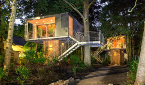 Designing Your Own Holiday Home and Making An ROI