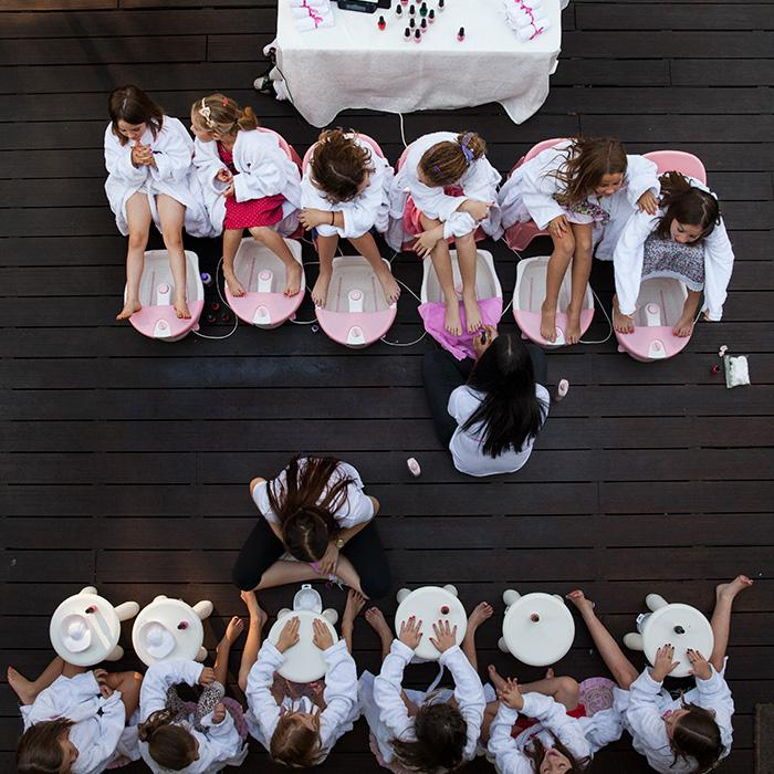 Host a Pamper Party