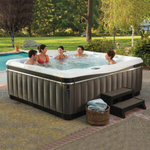 5 Different Ways to Cover Your Hot Tub