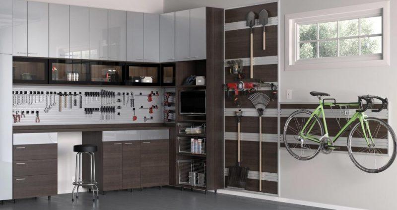 Create a Wall Storage System