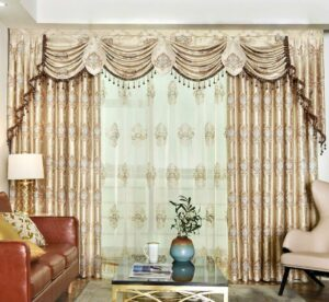 Do You Want to Retain a Modern and Contemporary Look with Drapes / Curtains and Pelmets?