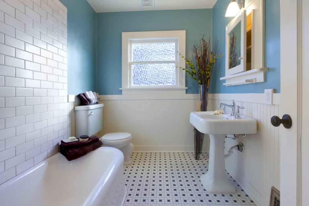 Improve the Bathrooms