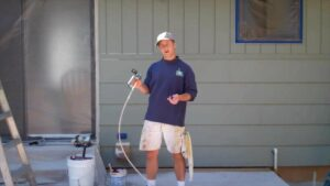 Spray Painting Your Way to a New Home