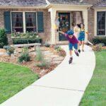 Top 10 Best Concrete Walkway Ideas