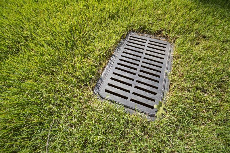 Drainage issues