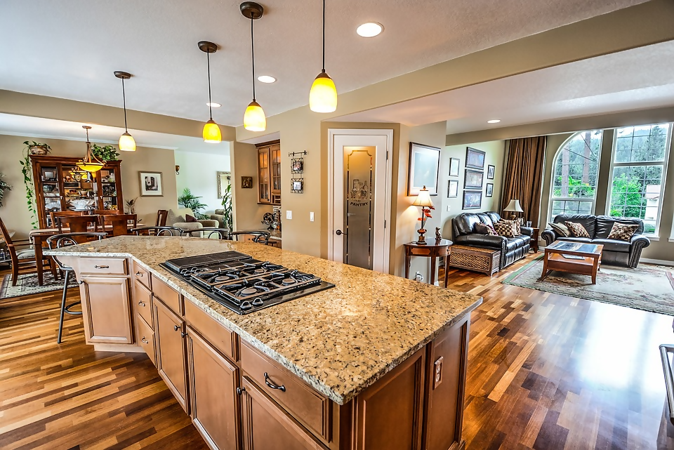 Floors and Countertops