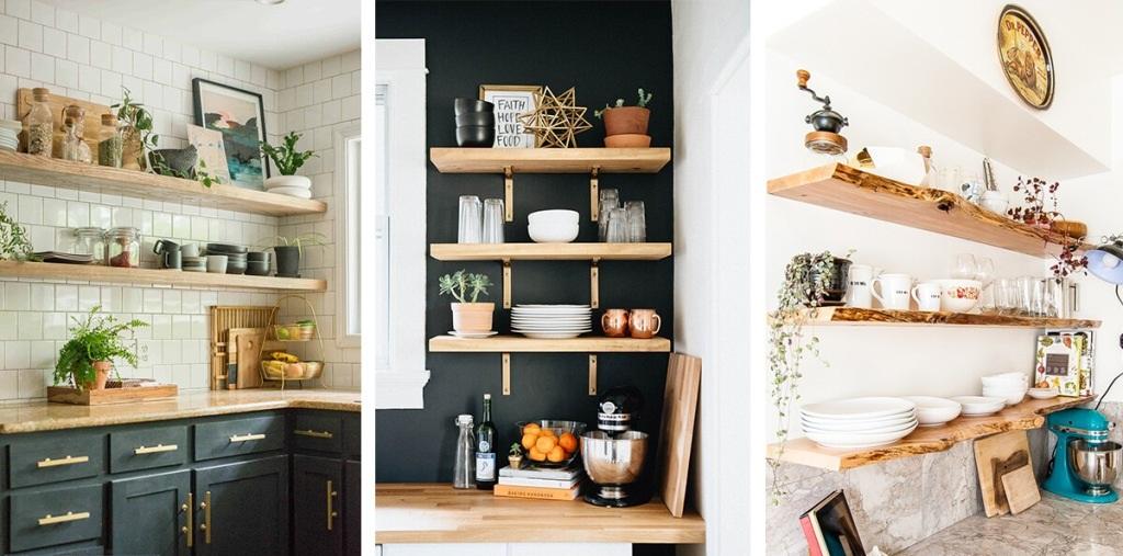 Functional Shelves