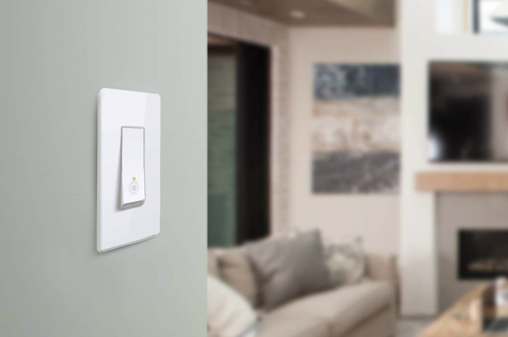 Light Switches in home