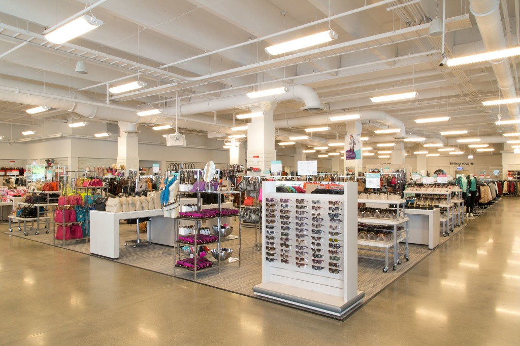 Outlet Malls and Overstock Stores
