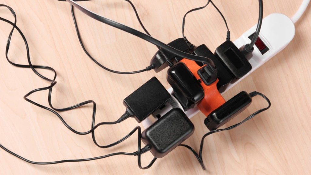 Overloaded Power Outlets