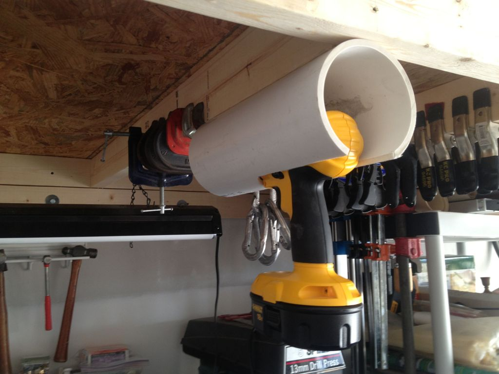 PVC Drill Holders