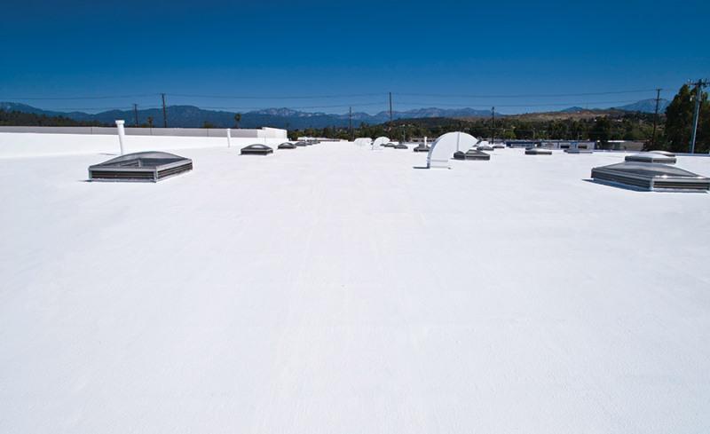 Reflective Roof coating