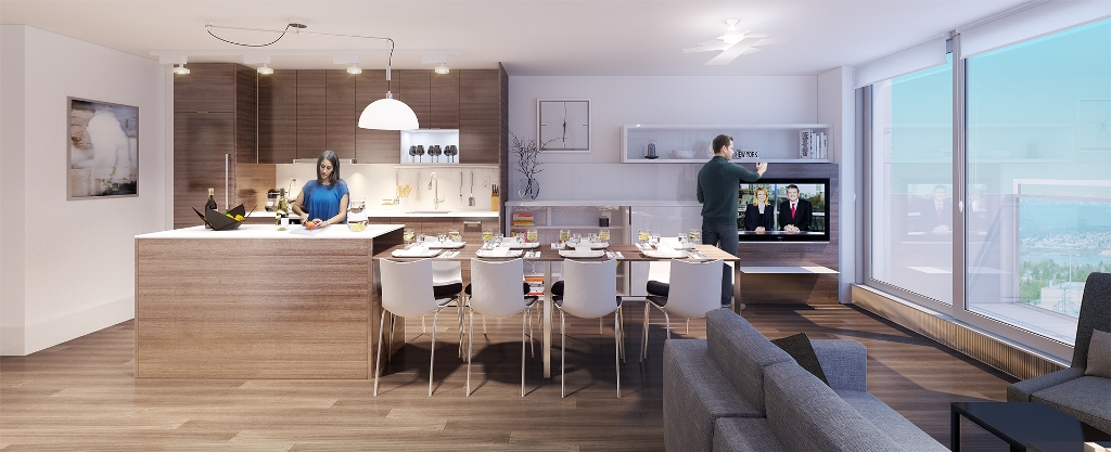 Transformable Kitchen Islands