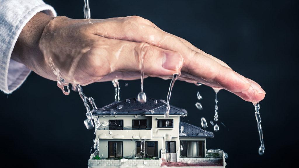 Waterproof home