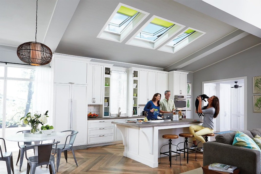 A Few Things to Keep in Mind When Installing Skylights