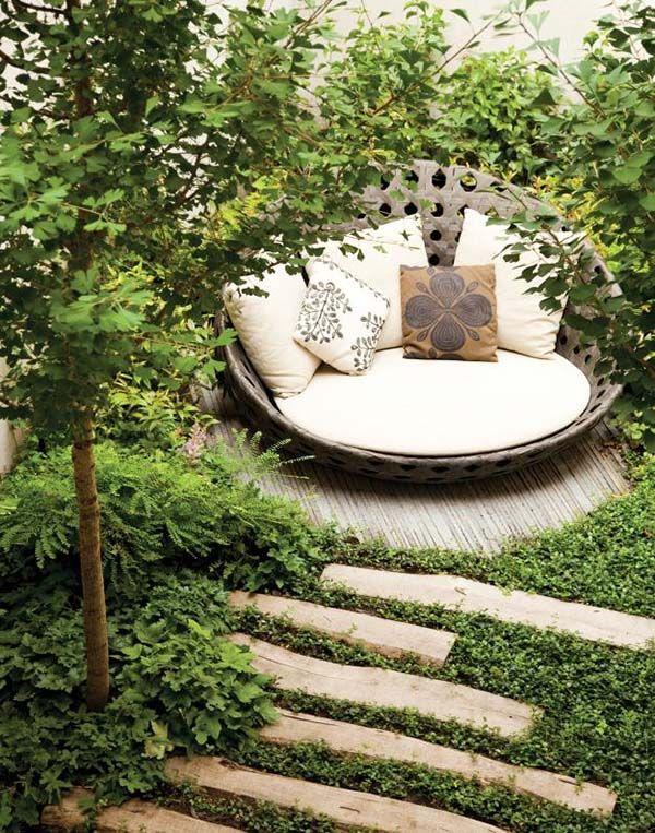 Creating A Cozy Backyard Spot
