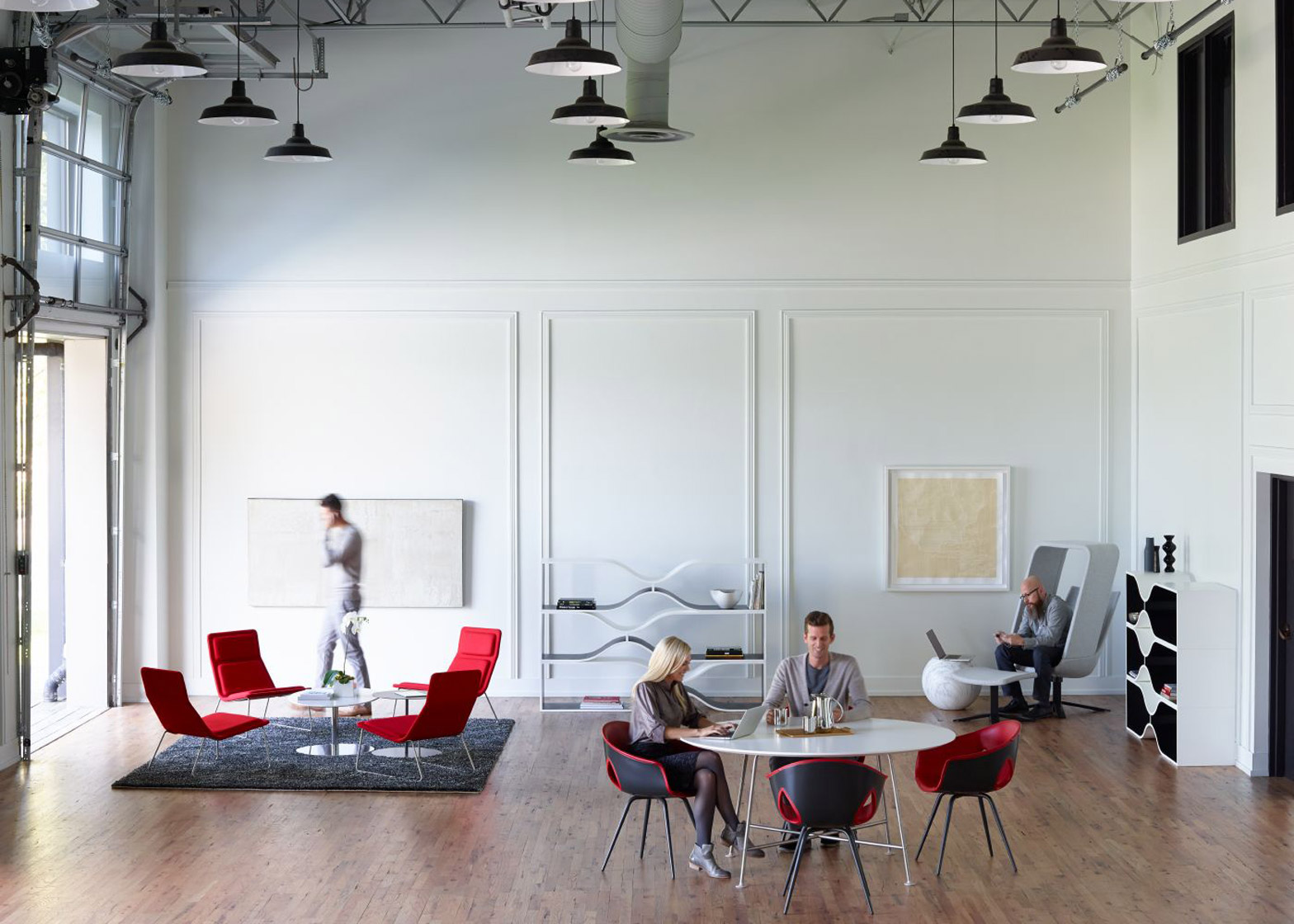 Have a Work Space to Operate From