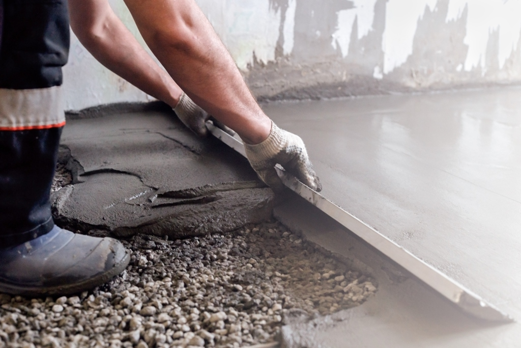 Products Required for concrete repairs