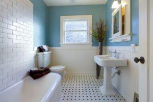 Small Bathroom Makeover Ideas on a Budget