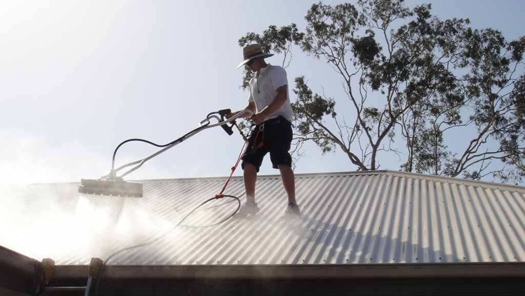 Disadvantages of water blasting Auckland